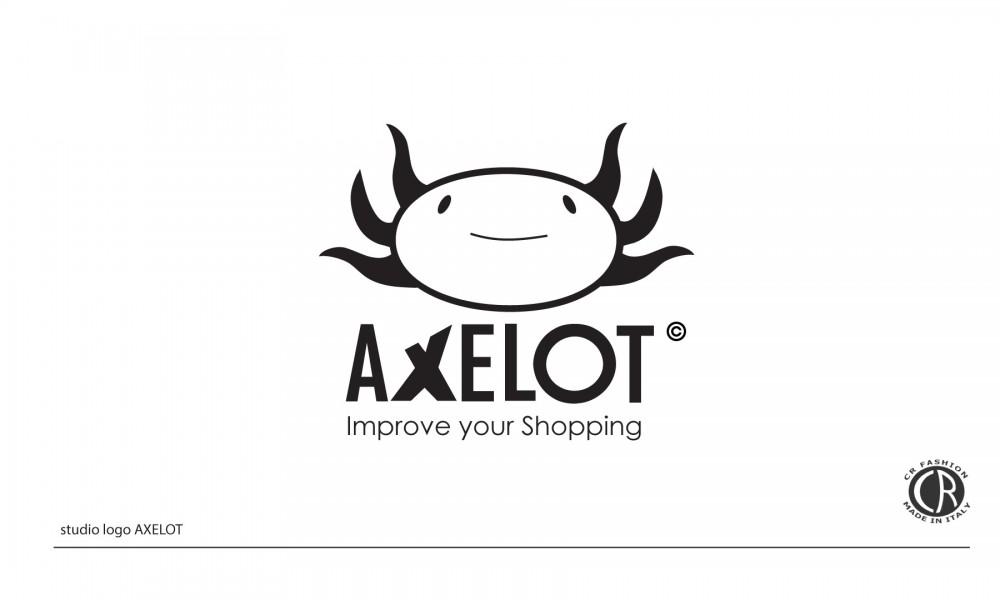 cr fashion axelot logo & icon