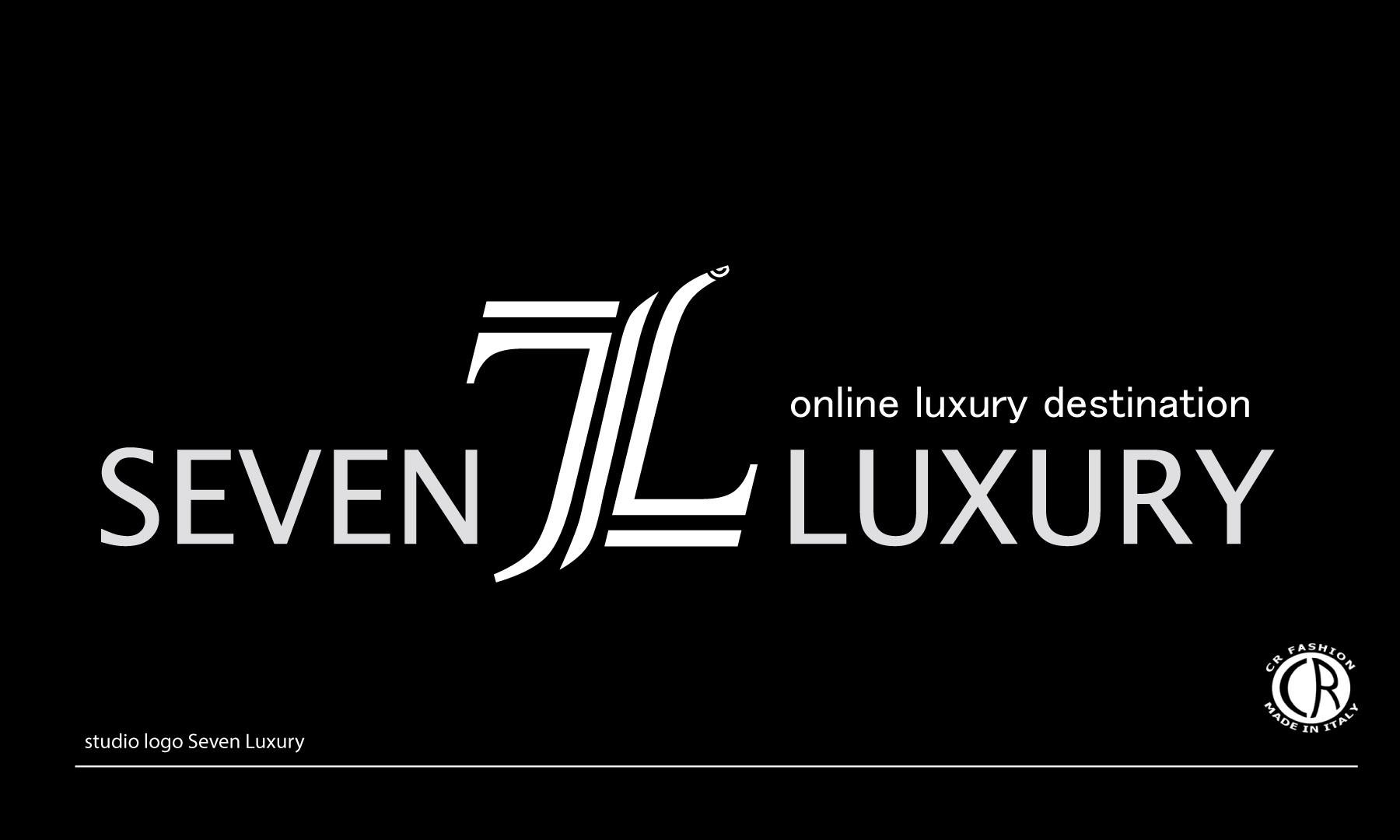 cr fashion seven luxury logo
